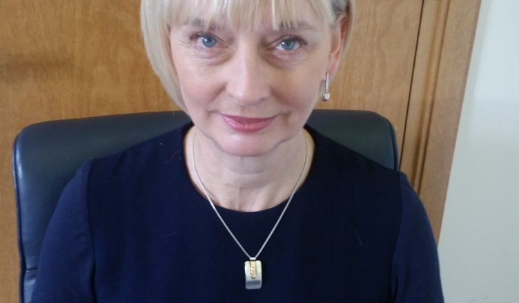 Judith Thompson visited the MUVE office